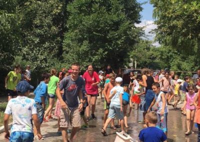 Water day in Moldova